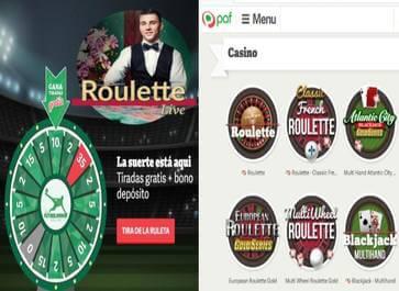 Casino Paf entrega 35 giros gratis por registro